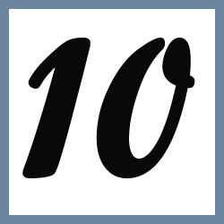 Múltiplos del 10