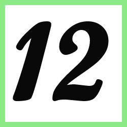 Múltiplos de 12