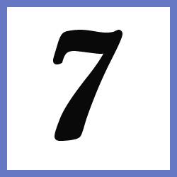 Multiplos del 7