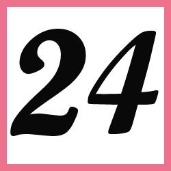 Múltiplos de 24