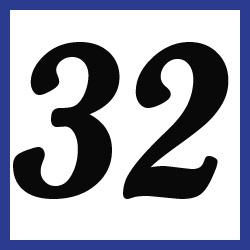 Múltiplos de 32