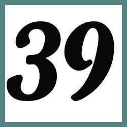 Múltiplos de 39