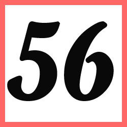 Múltiplos de 56