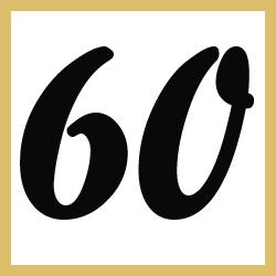 Múltiplos de 60