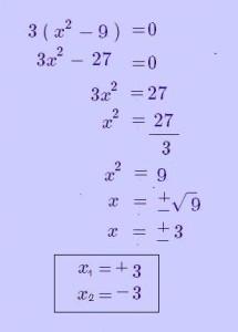 ecuacion cuadratica incompleta 4