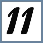 Múltiplos de 11