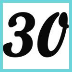 Múltiplos de 30