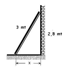 2 problemas teorema pitagoras