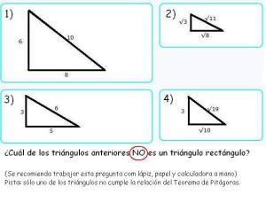 4 quiz pitagoras