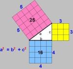 Resolución de triángulos con Teorema de Pitágoras