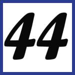 Múltiplos de 44