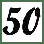 Múltiplos de 50