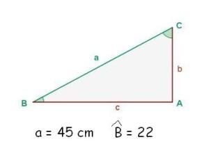 primer ejercicio triangulos