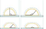 Cómo medir ángulos