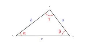 ley del coseno ejemplos 4