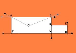 segmentos en figura