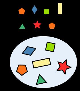 Unin e interseccin de conjuntos matemticas modernas unin e interseccin de conjuntos ccuart Images